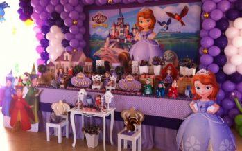 Fiesta princesa sofia