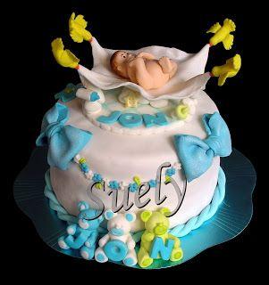Pasteles Para Baby Shower De Niño (7)