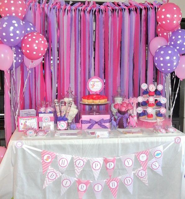 Decoracion fiesta doctora juguetes 15 decoracion de for Ideas para cortinas infantiles
