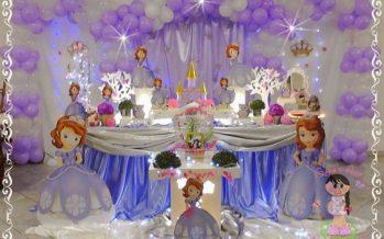 Ideas para fiestas de princesas