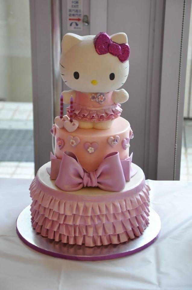 Ideas de pasteles para fiestas de cumpleanos de hello - Ideas para decorar fiestas de cumpleanos ...