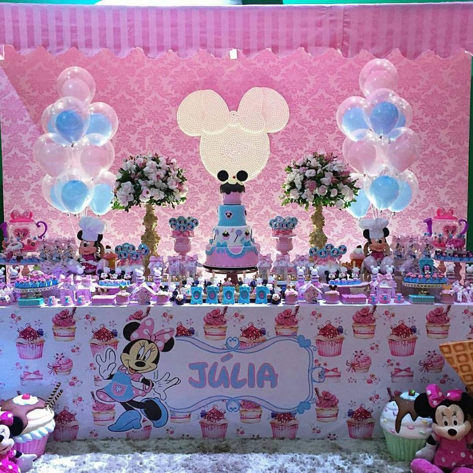 Fiestas infantiles para niña deMinnie Mouse