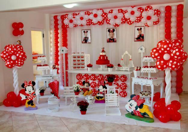 lindas y creativas decoraciones para fiestas infantiles 30