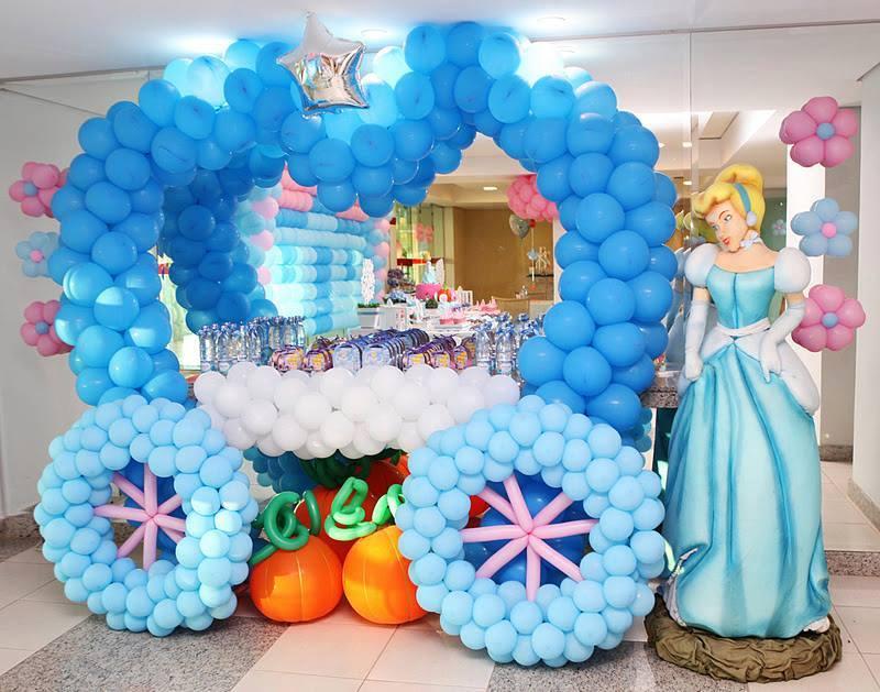 Lindas y creativas decoraciones para fiestas infantiles 34 for Decoracion de fiestas