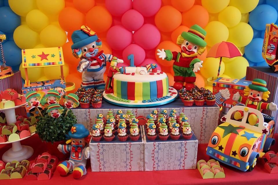 Lindas y creativas decoraciones para fiestas infantiles for Decoracion eventos infantiles