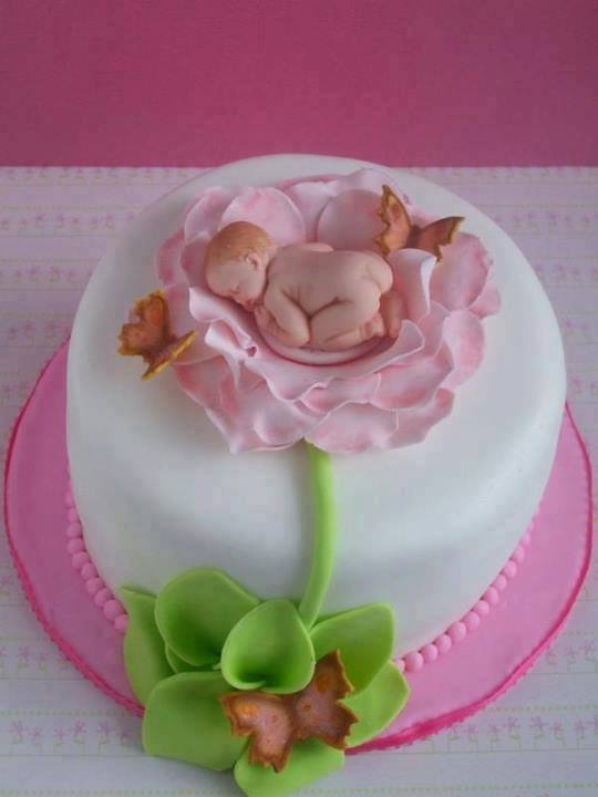 Pasteles Para Baby Shower Ideas 17