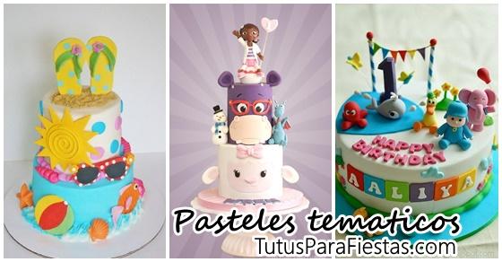 Pasteles para fiestas infantiles archivos decoracion de - Manteles infantiles para cumpleanos ...