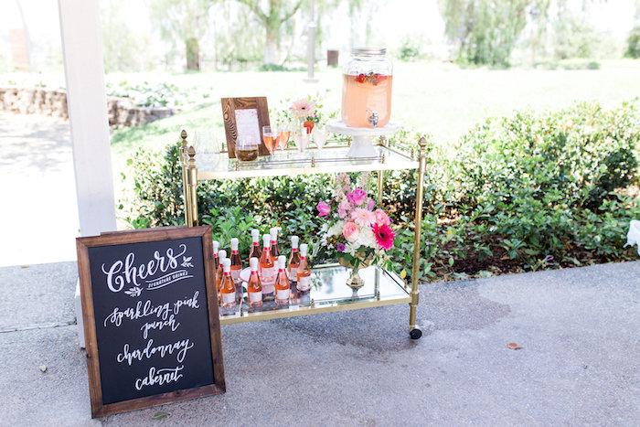 Decoracion vintage para tu fiesta 18 decoracion de - Adornos para una fiesta de cumpleanos ...