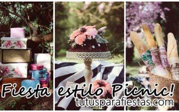 Fiesta estilo Picnic!