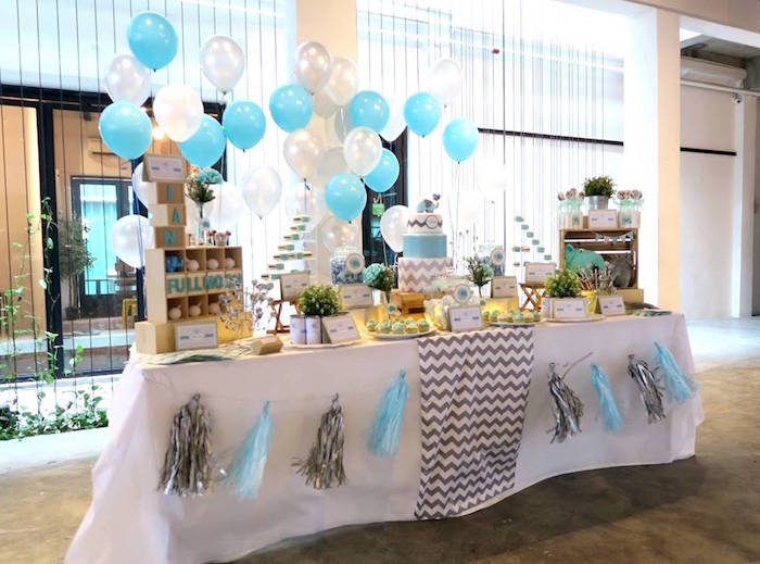 Baby Shower Decorations Edmonton