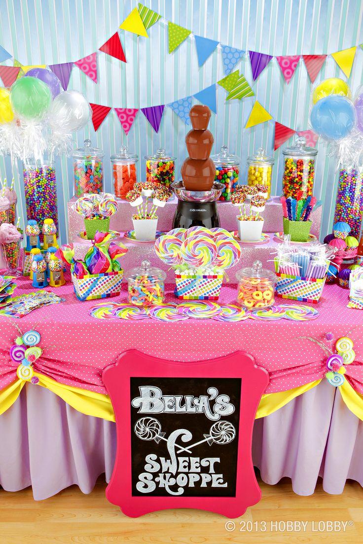 Opciones para complementar la decoraci n de tu fiesta 9 - Adornos para una fiesta de cumpleanos ...