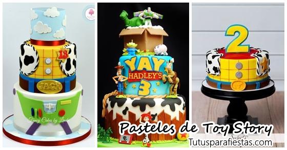 Diseños De Pasteles Para Fiesta De Toy Story Archivos