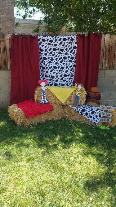 Fiesta Infantil Tematica De Toy Story 11 Decoracion De