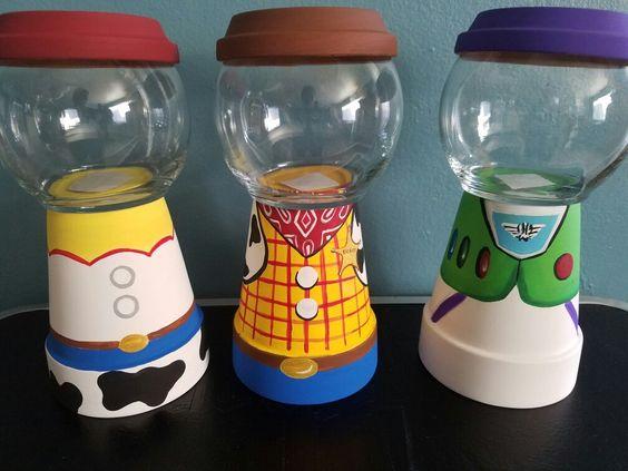 Toy Story Gum : Fiesta infantil tematica de toy story decoracion