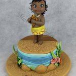 Fiesta infantil tematica de moana hawaiana (7)