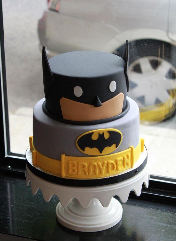 Fiesta Tematica De Batman 6 Decoracion De Fiestas