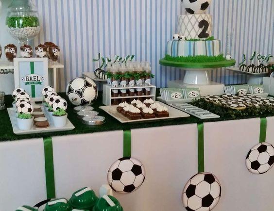 Fiesta tematica para ni o de deportes 11 decoracion de fiestas cumplea os bodas baby shower - Cumpleanos para ninos de 11 ...