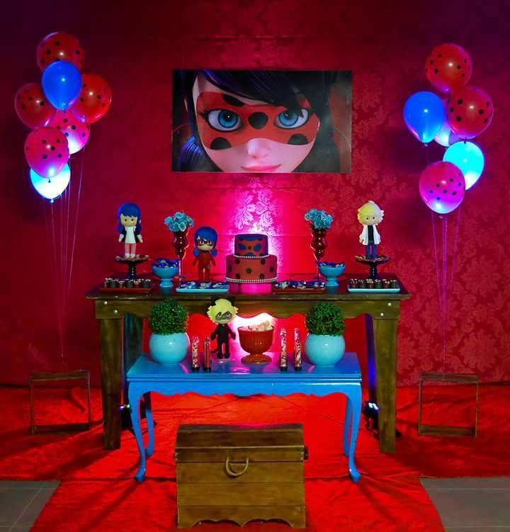 te dejo con la galera para que mires todas las ideas que encontre de las aventuras de ladybug para que sea tema principal de la fiesta de cumpleaos de