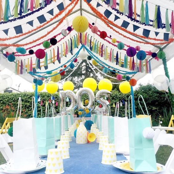 Ideas para fiestas de cumplea os de 2 a os 1 - Decoracion cumpleanos 1 ano ...