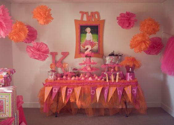 Ideas para fiestas de cumplea os de 2 a os 9 - Ideas para cumpleanos 2 anos ...