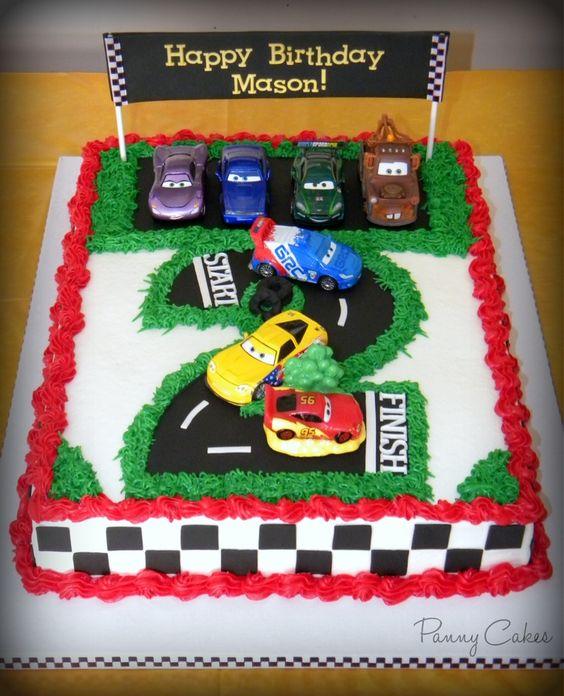 pasteles para fiesta infantil de cars 16 decoracion de fiestas cumplea os bodas baby shower. Black Bedroom Furniture Sets. Home Design Ideas