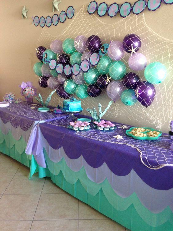 Temas de fiestas infantiles para ni as 7 decoracion de for Decoracion para fiesta de cumpleanos de nina