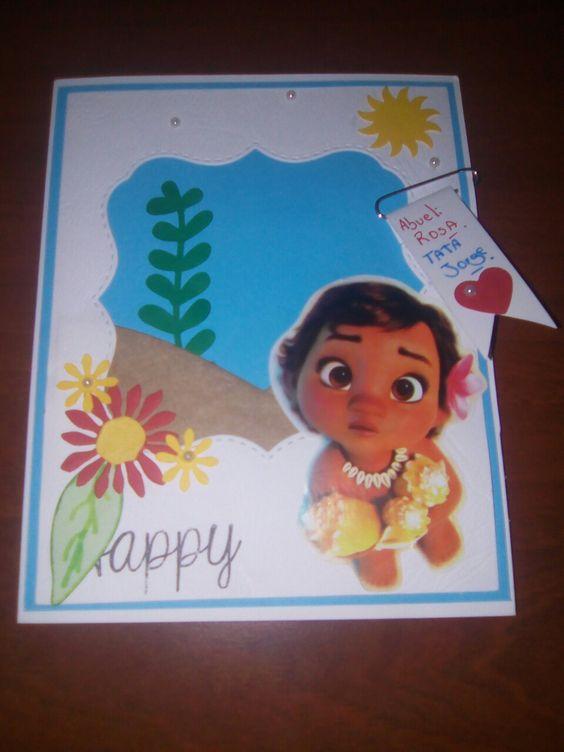 Fiesta Infantil Tematica De Moana Hawaiana Cumpleaños De Moana