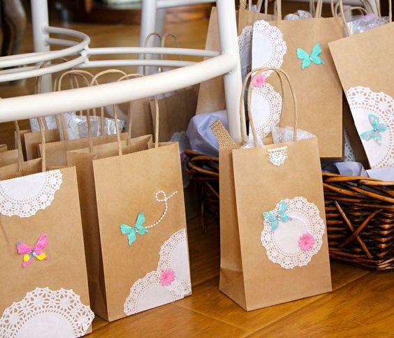 Ideas de dulceros para fiestas infantiles for Ideas para cielorrasos economicos