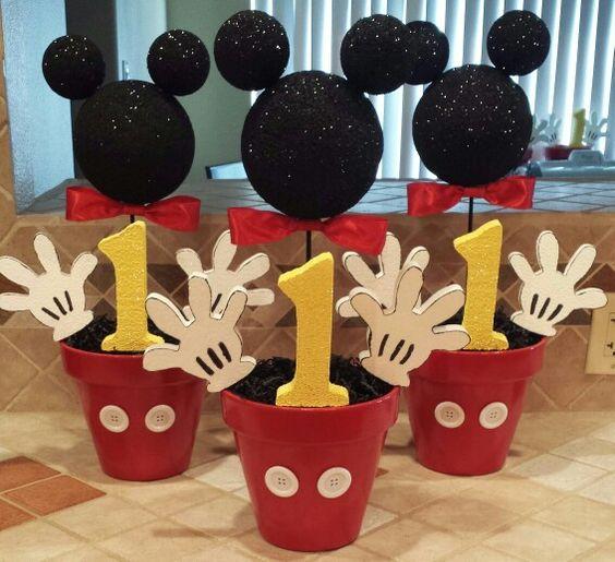 Dulceros de Mickey Mouse