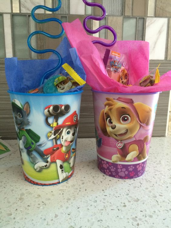 Ideas de dulceros para fiestas infantiles 13 Decoracion de