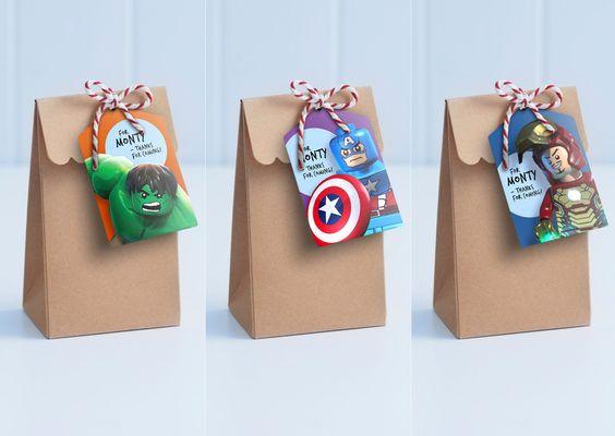 Ideas de dulceros para fiestas infantiles