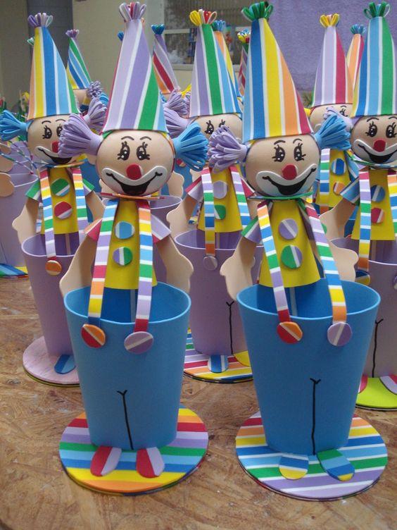 Ideas de dulceros para fiestas infantiles - Ideas fiestas tematicas ...