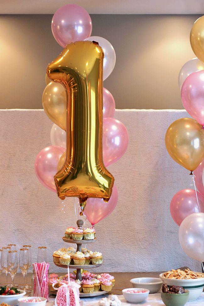 16 Best Como Decorar Tu Sala Este 2017: Ideas Para Celebrar El Primer Año (17)