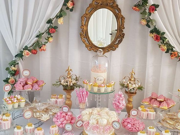 Ideas para decorar Baby Shower de niñas