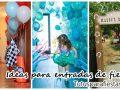 Ideas para decorar entradas de fiestas según su tema