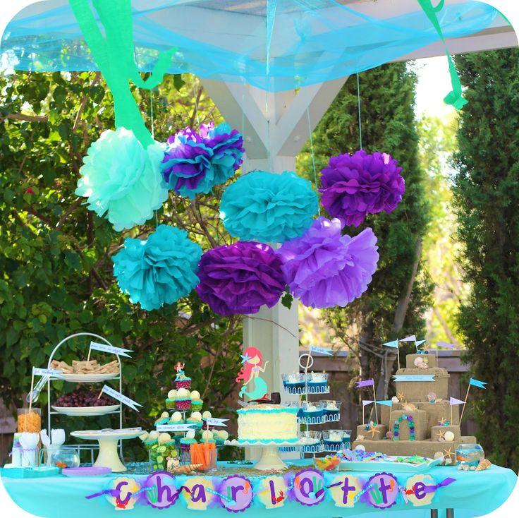 Ideas para decorar mesas de postres en fiestas infantiles - Ideas para fiestas infantiles de cumpleanos ...