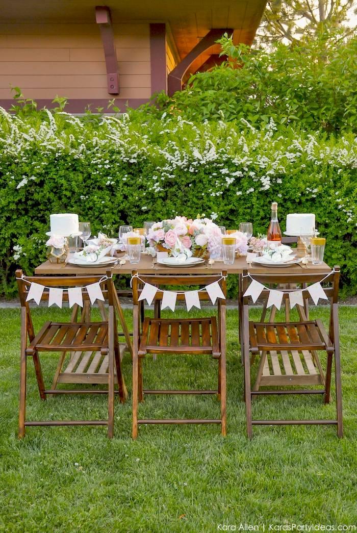 Ideas para decorar una fiesta de jard n 1 decoracion - Adornos para una fiesta de cumpleanos ...