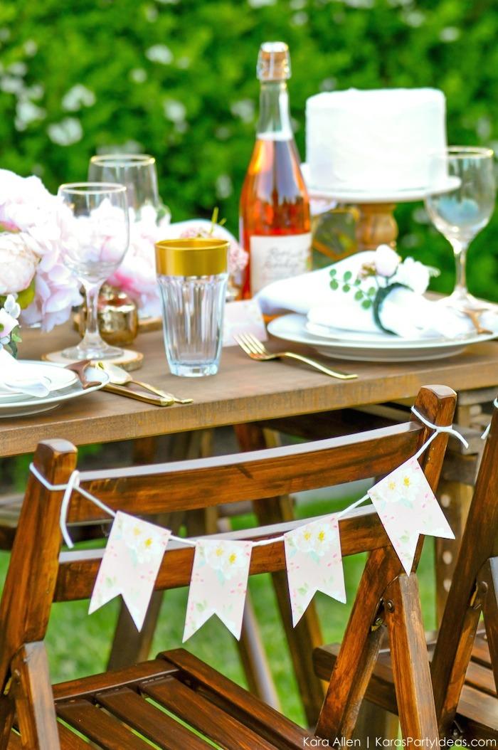 Ideas para decorar una fiesta de jard n 18 decoracion for Fiesta de jardin