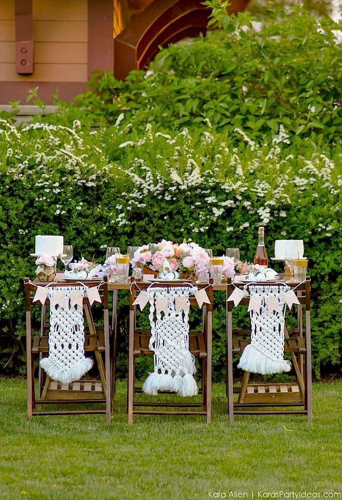 Ideas para decorar una fiesta de jard n 22 decoracion for Fiesta de jardin