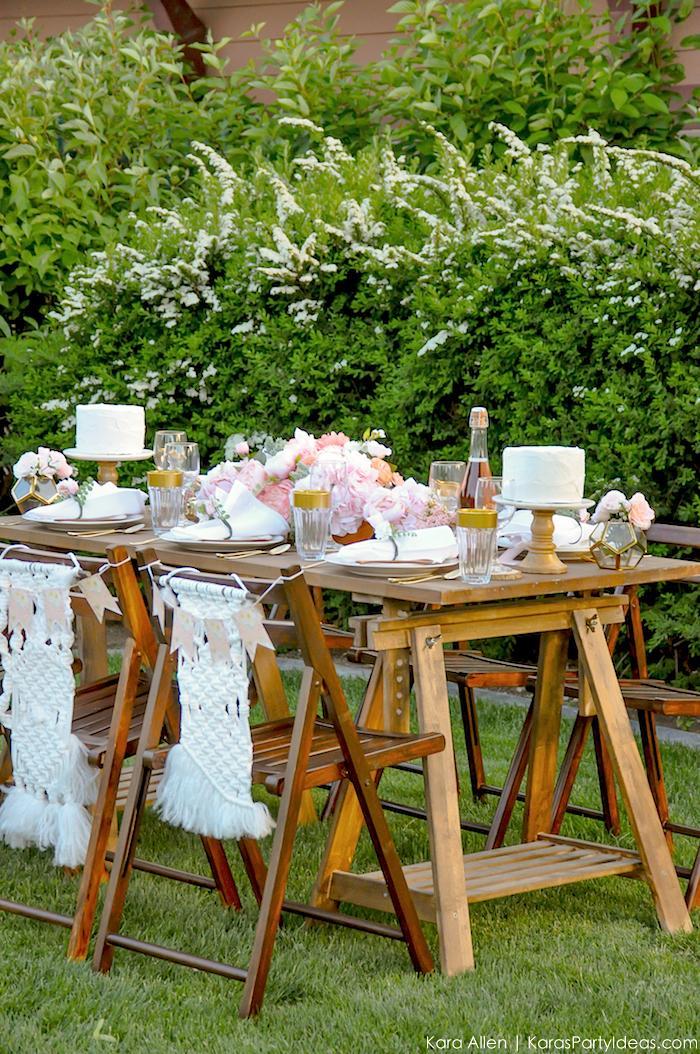 Ideas para decorar una fiesta de jard n 26 decoracion for Fiestas en jardin
