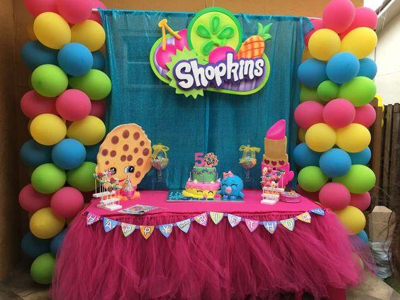 Ideas para fiesta de shopkins 18 decoracion de fiestas - Ideas para cumpleanos 18 ...