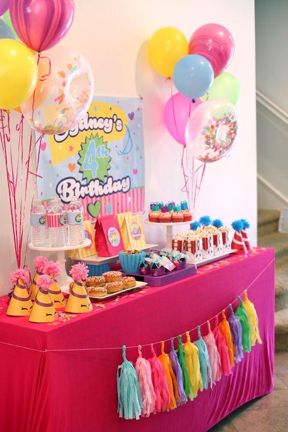 Ideas Para Fiesta De Shopkins 19 Decoracion De Fiestas Cumplea 241 Os Bodas Baby Shower