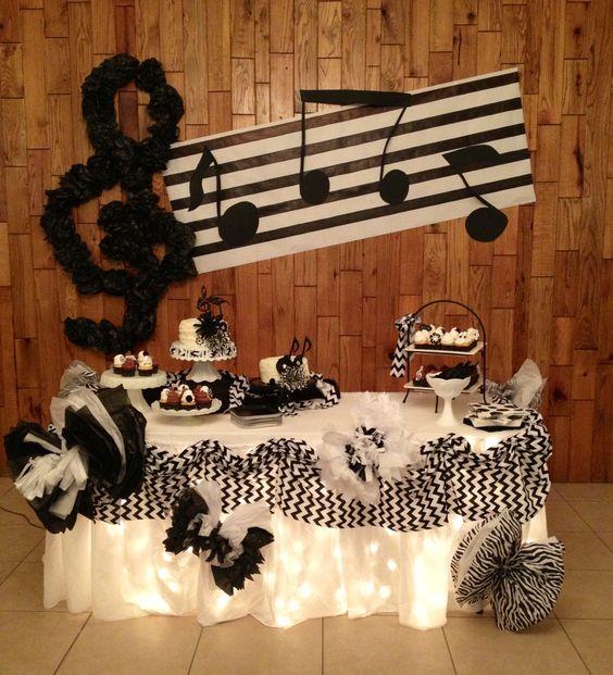 Ideas para fiestas de cumplea os de 18 a os 29 - Decoracion fiesta 18 cumpleanos ...