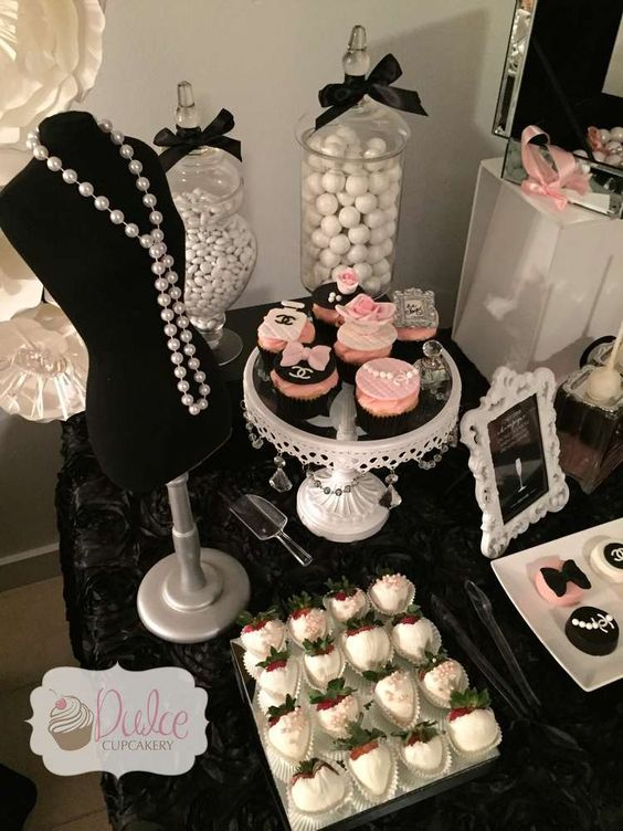 Ideas para fiestas de cumplea os de 18 a os 3 - Decoracion fiesta 18 cumpleanos ...