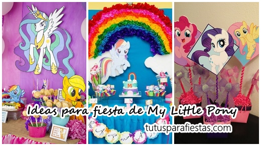 Invitaciones Para Fiesta De My Little Pony Archivos Decoracion De
