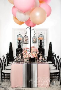 Tendencias para decorar eventos 2017