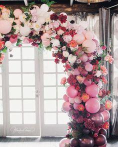 decoracion con globos para eventos (2)