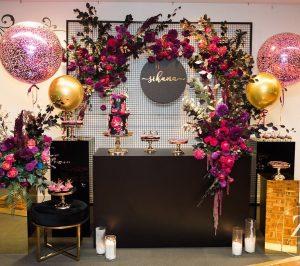 Tendencia en decoracion de eventos 2018