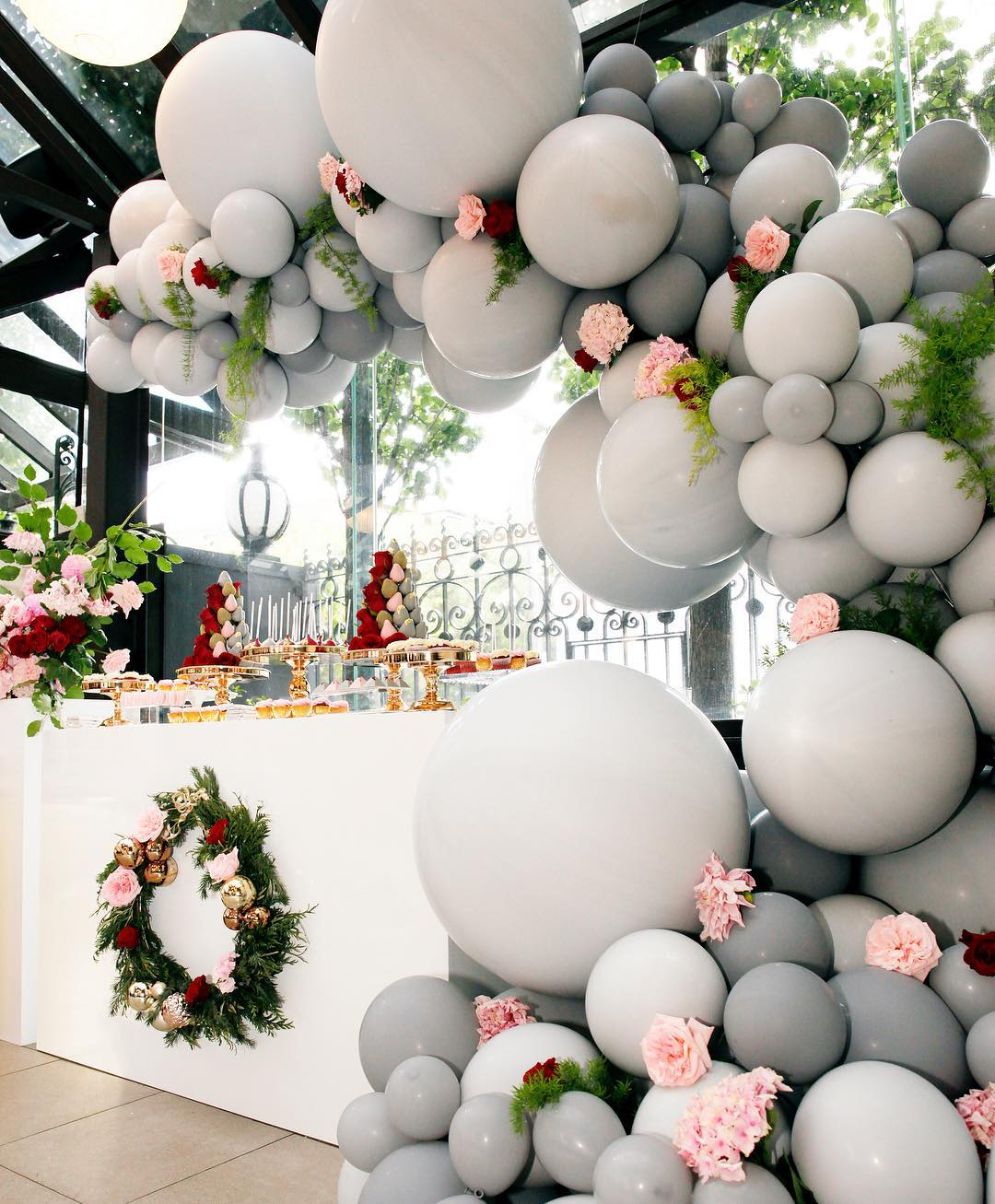 Tendencia en decoracion de eventos 2018