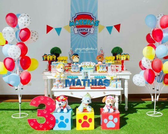 Fiestas temáticas infantiles para niños
